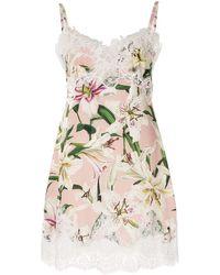 Dolce & Gabbana - Lily スリップドレス - Lyst