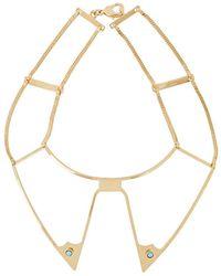 Golden Goose Deluxe Brand   Collar Necklace   Lyst