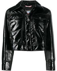 Vivetta クロップドジャケット - ブラック