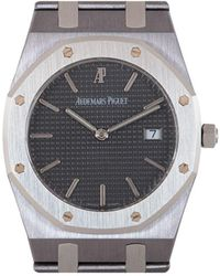 Audemars Piguet Pre-owned Octagonal Wrist Watch - Grey