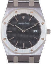 Audemars Piguet Pre-owned Octagonal Wrist Watch - Gray