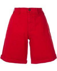 N°21 Flared Shorts