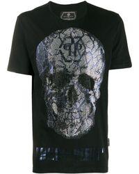 Philipp Plein - クルーネック Tシャツ - Lyst