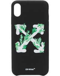 Off-White c/o Virgil Abloh - ロゴ Iphone Xs Max ケース - Lyst