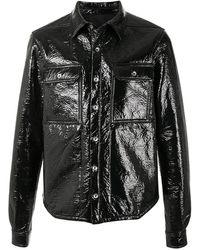 Rick Owens Drkshdw Performa シャツジャケット - ブラック