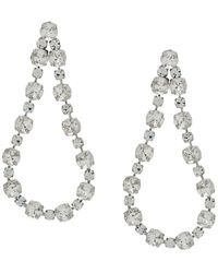 Ca&Lou - Victoria Embellished Earrings - Lyst