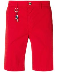Re-hash - Key Ring Bermuda Shorts - Lyst
