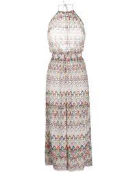 Missoni - アブストラクトパターン ドレス - Lyst
