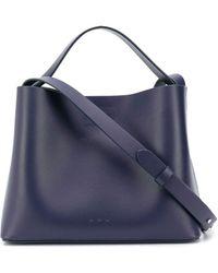 Aesther Ekme Mini Sac Tote Bag - Blue