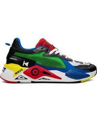 PUMA Rs-x Toys Sneakers - Zwart