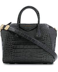Givenchy Bolso shopper Antigona - Gris