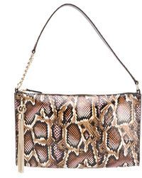 Jimmy Choo Callie Mini Hobo Bag - Brown