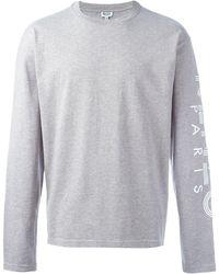 KENZO Paris Sweatshirt - Gray