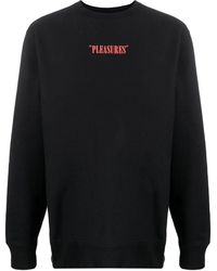 Pleasures - ロゴ セーター - Lyst