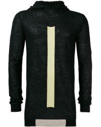Rick Owens - カラーブロック セーター - Lyst