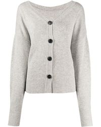 Isabel Marant Relaxed-fit Cardigan - Gray