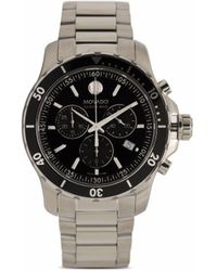 Movado Series 800 Armbanduhr 42mm - Schwarz