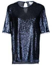 Prabal Gurung - Thomson Sequined Blouse - Lyst