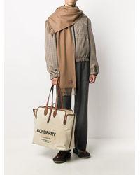 Burberry 'Le Medium' Shopper - Natur