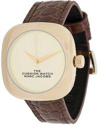 Marc Jacobs 'The Cushion' Armbanduhr - Mehrfarbig