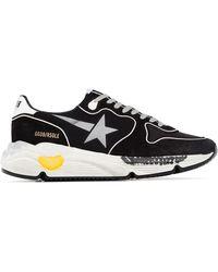 Golden Goose Deluxe Brand 'Running Sole' Sneakers - Schwarz