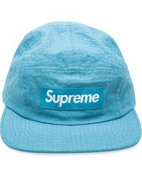 Supreme Cappello da baseball FW18 - Blu