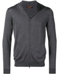 Altea - Side Pocket Zipped Hoodie - Lyst