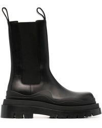 Bottega Veneta Ботинки Tire - Черный