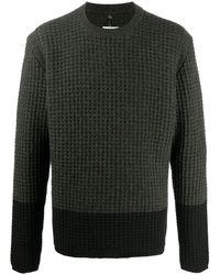 OAMC - ワッフルニット セーター - Lyst