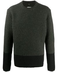 OAMC ワッフルニット セーター - グリーン