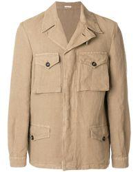 Massimo Alba - Millitary Style V50 Jacket - Lyst