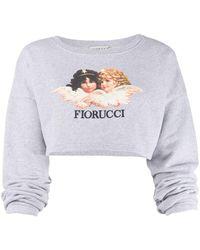 Fiorucci Vintage Angels スウェットシャツ - マルチカラー