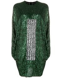 Gianluca Capannolo - Sequined Dress - Lyst