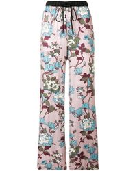 Department 5 - Relaxed Drawstring Trousers - Lyst