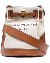 Balmain B-army バケットバッグ - マルチカラー