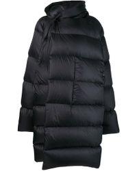 Rick Owens - Oversized Padded Coat - Lyst