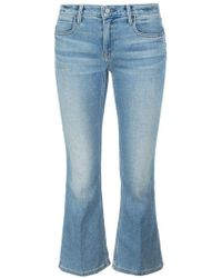 Alexander Wang - Cropped Jeans - Lyst