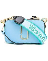 Marc Jacobs Snapshot Crossbody Bag - Blue