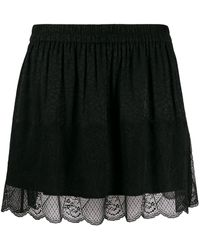 Zadig & Voltaire Lace Skirt - Black