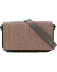 87244bec5 Farfetch. Brunello Cucinelli Bead Embroidered Belt Bag