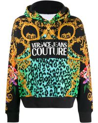 Versace Jeans - ロゴ パーカー - Lyst
