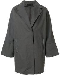 Fabiana Filippi - Wide Sleeve Coat - Lyst