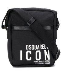 DSquared² - Сумка Через Плечо Icon С Логотипом - Lyst