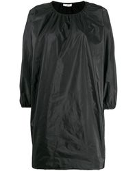 The Row ルーズフィット ドレス - ブラック