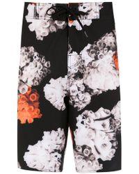 Osklen - Printed Swimming Shorts - Lyst