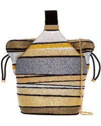 Bienen-Davis Kit バケットバッグ - マルチカラー