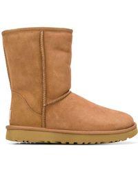 UGG Classic Short Boots - ブラウン