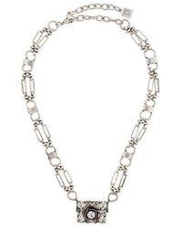 DANNIJO - Edelweiss Necklace - Lyst