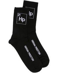 Heron Preston Hp Periodic 靴下 - ブラック