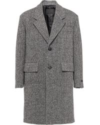 Prada シングルコート - グレー
